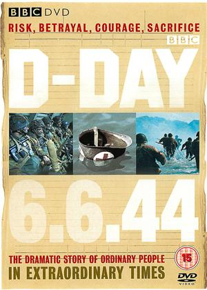 D-Day 6.6.44 Online DVD Rental