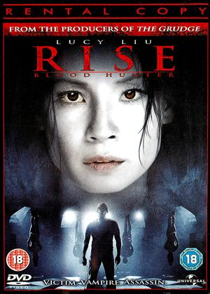 Rise: Blood Hunter Online DVD Rental