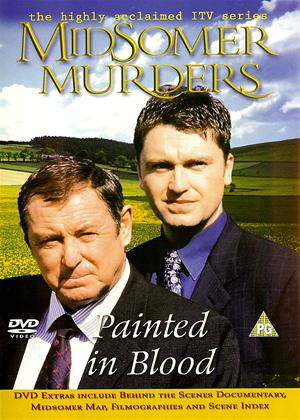 Midsomer Murders: Series 6: Painted in Blood Online DVD Rental