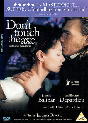 Don't Touch the Axe Online DVD Rental