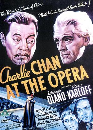 Charlie Chan at the Opera Online DVD Rental