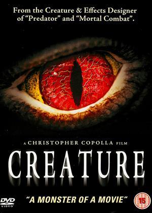 Creature Online DVD Rental