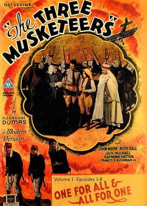The Three Musketeers: Vol.1 Online DVD Rental