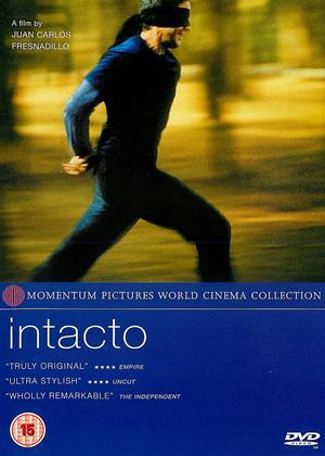 Rent Intact (aka Intacto) Online DVD Rental