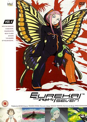 Rent Eureka Seven 4 Online DVD Rental