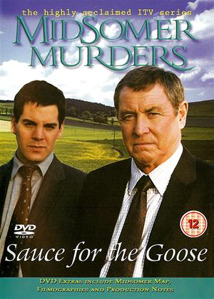 Rent Midsomer Murders: Series 8: Sauce for the Goose Online DVD Rental