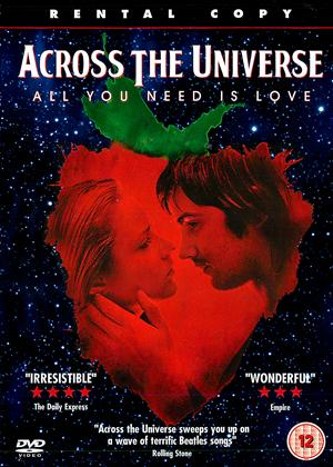Across the Universe Online DVD Rental