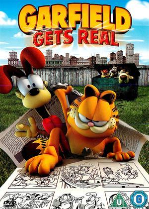 Garfield Gets Real Online DVD Rental