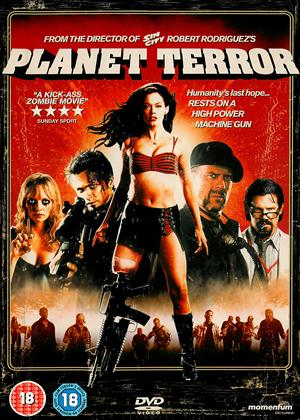 Planet Terror Online DVD Rental