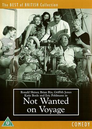 Not Wanted on Voyage Online DVD Rental