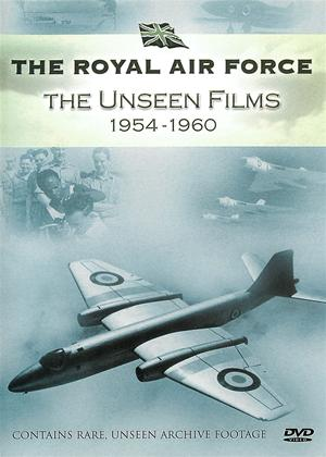 Rent Royal Air Force: The Unseen Films 1954-1960 Online DVD Rental
