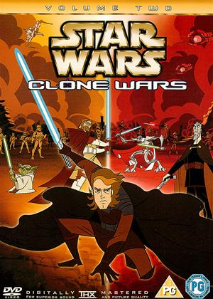 Rent Star Wars: Clone Wars: Vol.2 Online DVD Rental