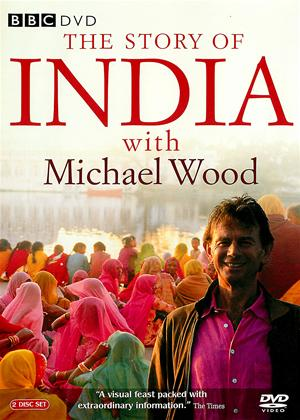 Rent Michael Woods: The Story of India Online DVD Rental