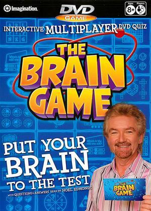 Noel Edmonds the Brain Game Online DVD Rental