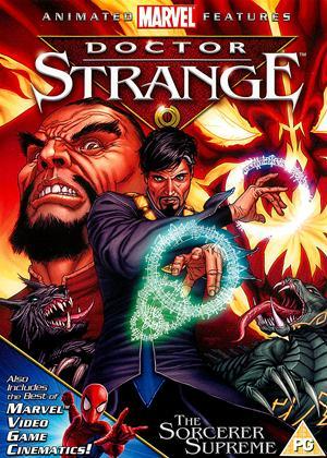 Rent Doctor Strange Online DVD Rental