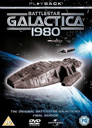 Battlestar Galactica 1980: Series Online DVD Rental