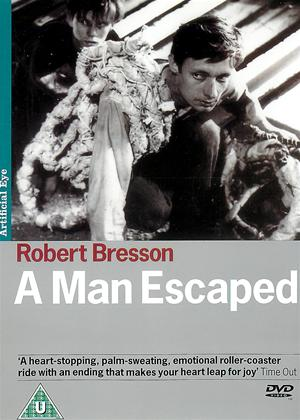 A Man Escaped Online DVD Rental