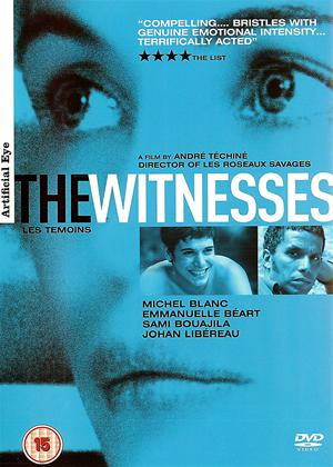Rent The Witnesses (aka Les Temoins) Online DVD Rental