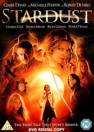 Stardust Online DVD Rental