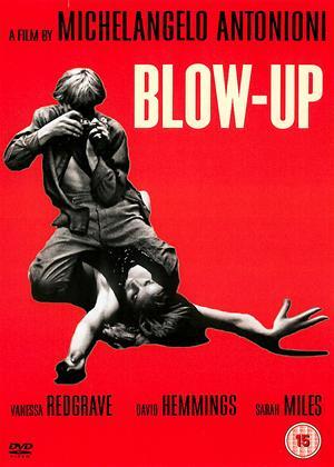 Blow Up Online DVD Rental