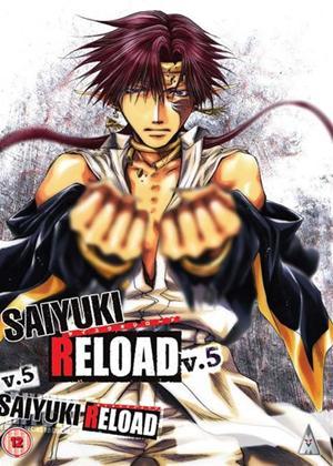 Saiyuki Reload: Vol.5 Online DVD Rental