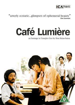 Cafe Lumiere Online DVD Rental