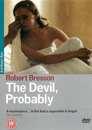 Rent The Devil, Probably Online DVD Rental