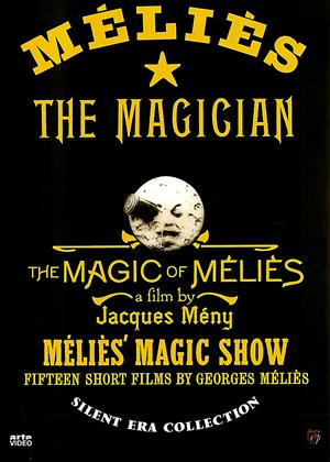 Melies the Magician Online DVD Rental