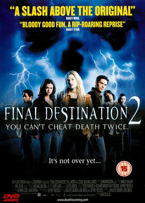 Final Destination 2 Online DVD Rental