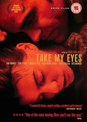 Rent Take My Eyes (aka Te doy mis ojos) Online DVD Rental
