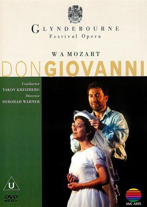 Rent Mozart: Don Giovanni: Glyndebourne Festival Opera Online DVD Rental