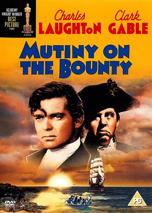 Mutiny on the Bounty Online DVD Rental