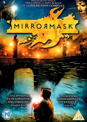MirrorMask Online DVD Rental