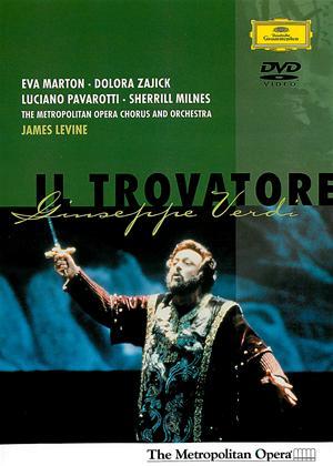 Rent Verdi: Il Trovatore: Metropolitan Opera Online DVD Rental
