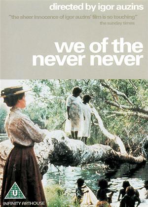 Rent We of the Never Never Online DVD Rental