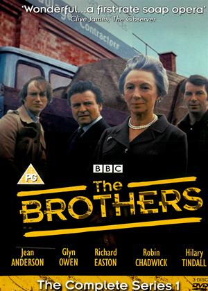 Rent The Brothers: Series 1 Online DVD Rental