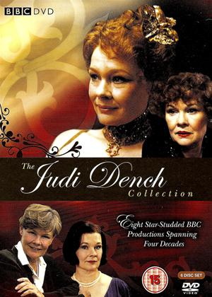 Judi Dench at the BBC Online DVD Rental