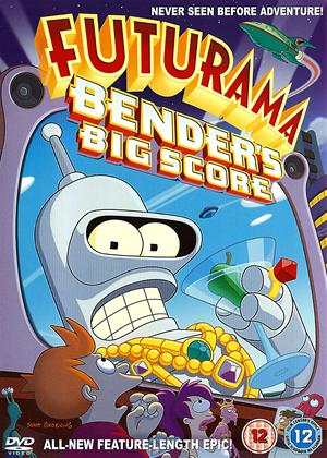 Rent Futurama: Bender's Big Score Online DVD Rental