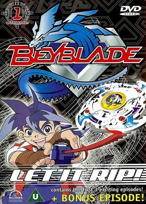 Beyblade: Vol.1 Online DVD Rental