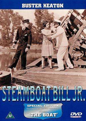Rent Steamboat Bill Jr.: Special Edition Online DVD Rental