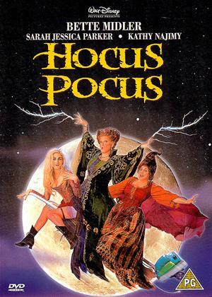 Hocus Pocus Online DVD Rental