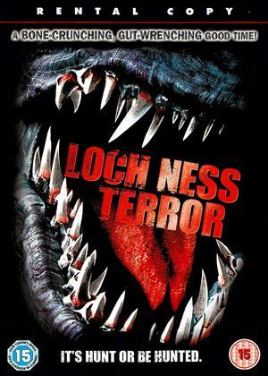 Loch Ness Terror Online DVD Rental