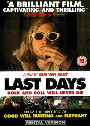 Last Days Online DVD Rental
