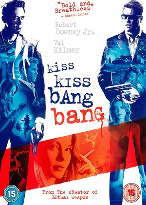 Rent Kiss Kiss Bang Bang Online DVD Rental