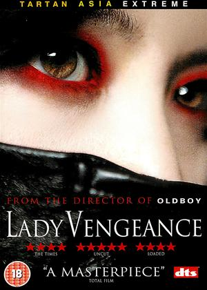 Lady Vengeance Online DVD Rental