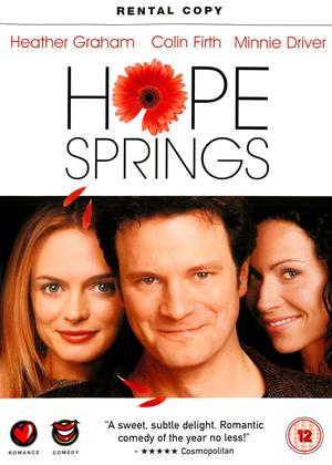 Hope Springs Online DVD Rental