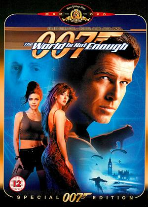 Rent James Bond: The World Is Not Enough Online DVD Rental