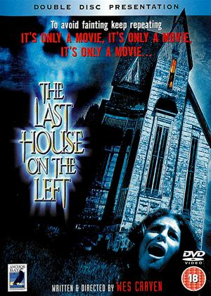 Rent The Last House on the Left Online DVD Rental
