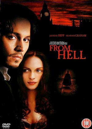 ჯოჯოხეთიდან (ქართულად) - From Hell / Из ада (2001)