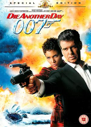 Rent James Bond: Die Another Day Online DVD Rental